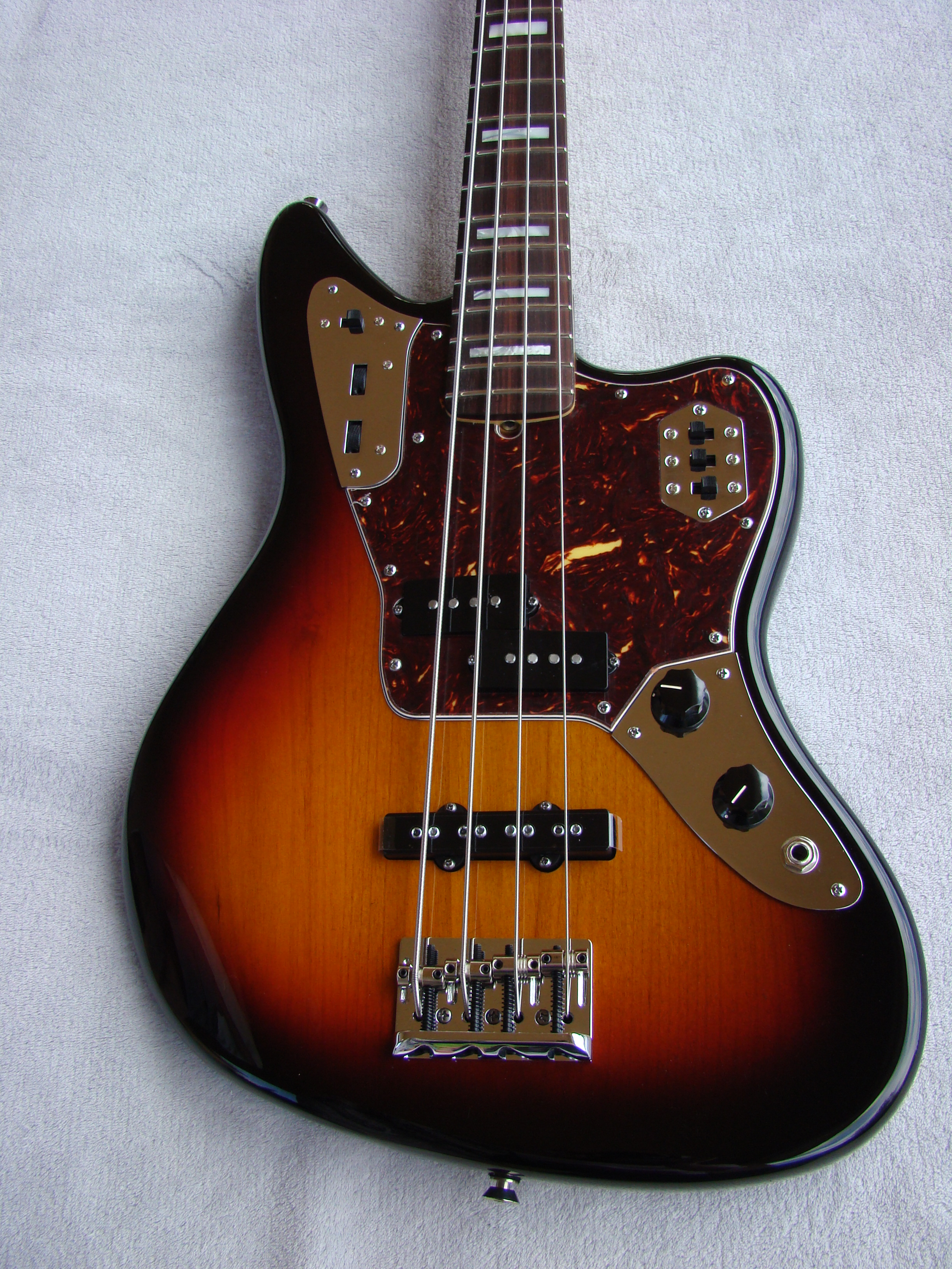 fender american standard jaguar bass bajos y bajistas. Black Bedroom Furniture Sets. Home Design Ideas