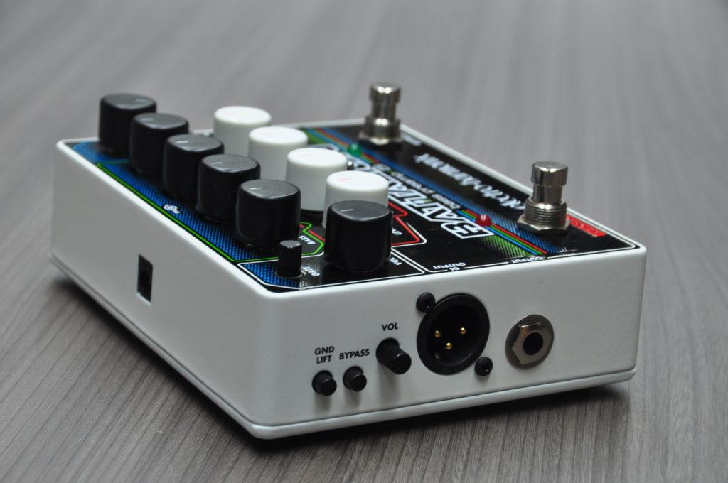 Electro Harmonix Bass Battalion lateral