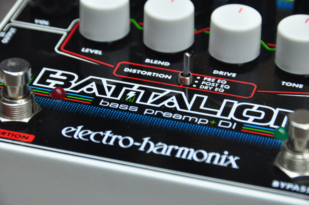 Electro Harmonix Bass Battalion