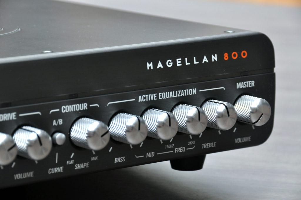 Genzler Magellan 800 controles