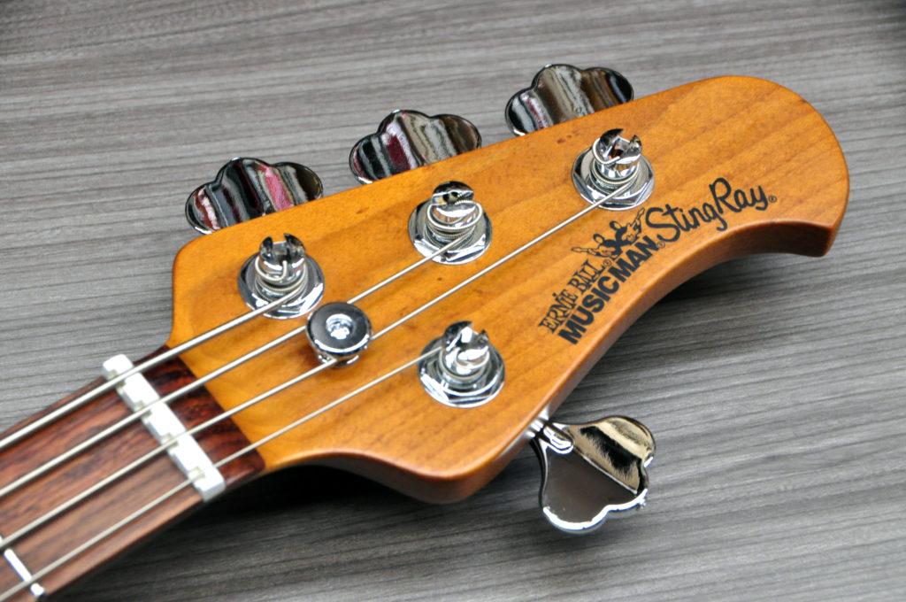MusicMan Stingray 4 Special pala