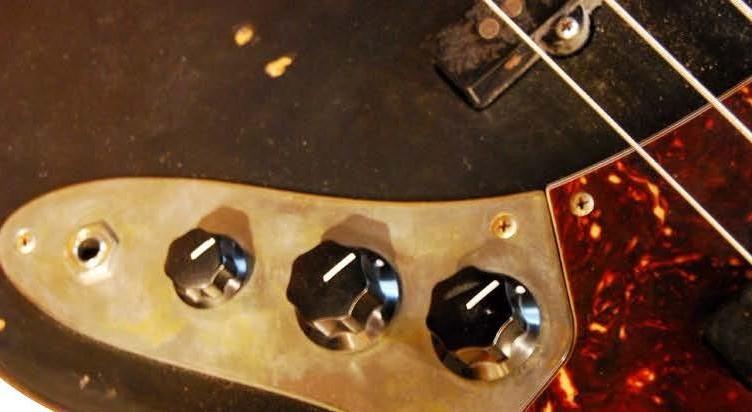Nash JB 63 controles