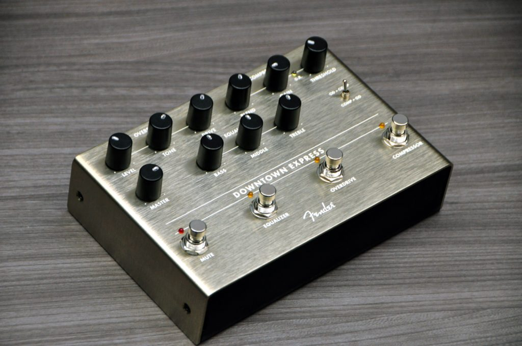 Fender Downtown Express Preamp