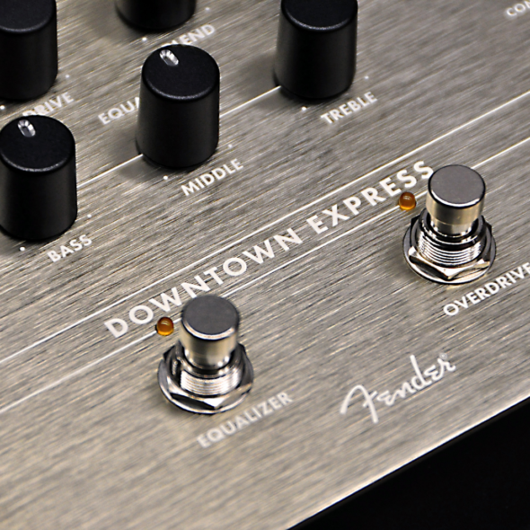 Downtown Express Preamp