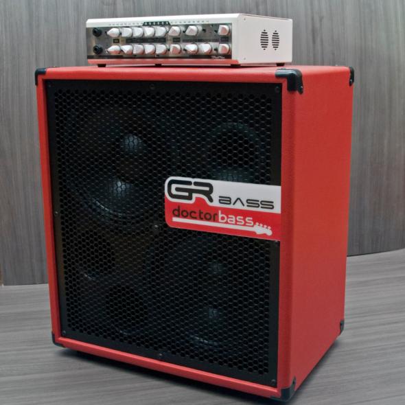 GR BASS Cabezal Dual 1400