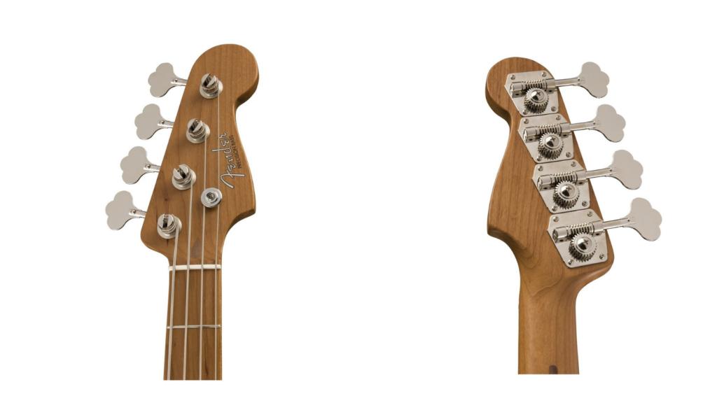 Fender Precision Roasted