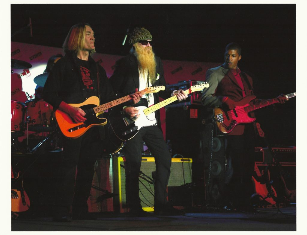 Billy Gibbons, GE Smith, Curt Bisquera