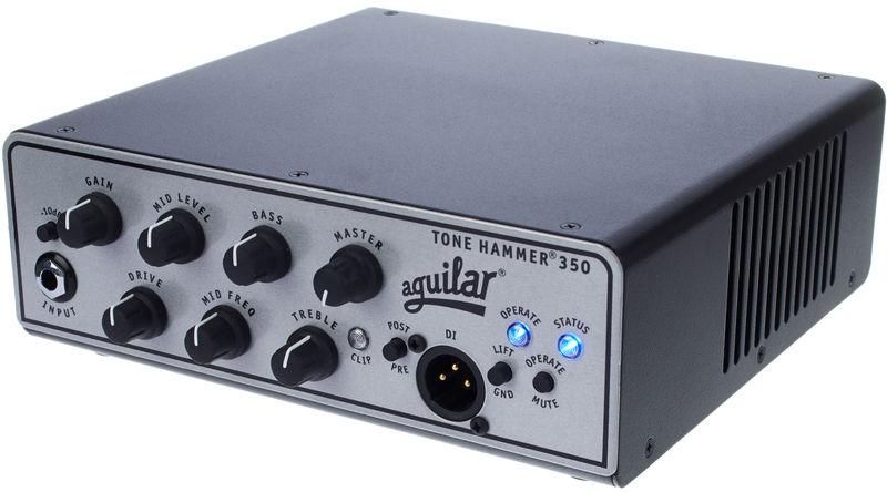 Tone Hammer 350 frontal