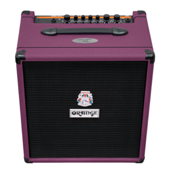 Orange Glenn Hugues Signature Purple Crush Bass 50